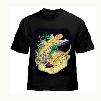 Reptile T-shirts