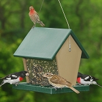 Hopper Bird Feeders