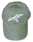 Peregrine Falcon Embroidered Cap