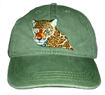 Jaguar Embroidered Cap