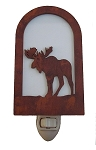 Moose Nightlight - Handmade