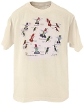 Sibley's Hummingbirds of the West T-shirt