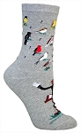 Songbirds in Concert Socks