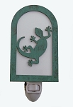 Gecko Nightlight - Handmade