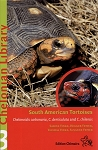 South American Tortoises: Chelonoidis carbonaria, C. Denticulata and C. chilensis