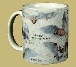 Bats of North America 11 OZ. Ceramic Coffee Mug