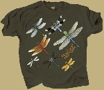 Dragonfly Squadron T shirt