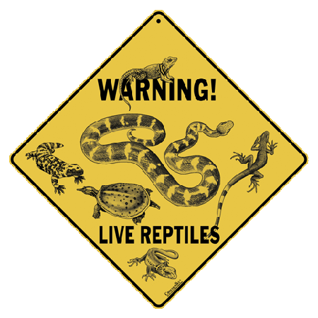Image result for reptile sign