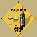 Wine Lover Signs