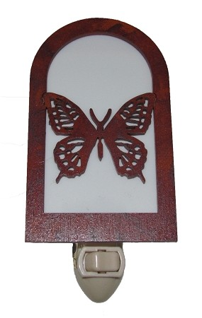 Butterfly Nightlight - Handmade