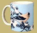 American Goldfinch 11 OZ. Ceramic Coffee Mug