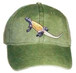Chuckwalla Embroidered Cap