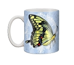 Giant Swallowtail Butterfly 11 OZ. Ceramic Coffee Mug