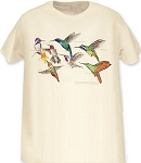 Hummingbirds of the U.S. T-shirt