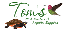 Toms Bird Feeders & Reptile Supplies