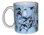 Birds of Southeast Arizona 11 OZ. Ceramic Coffee Mug