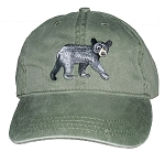 Black Bear Cub Cap