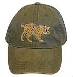 Bobcat Embroidered Cap