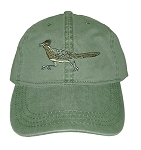 Roadrunner Embroidered Cap