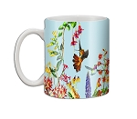 Hummingbird Garden 11 OZ. Ceramic Coffee Mug