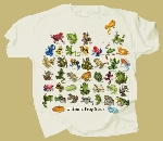 Ultimate Frog and Toad Guide T-shirt