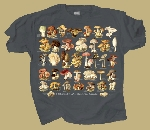 Ultimate Mushroom Guide  T-shirt