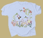 Hummer Garden T-shirt - Two Sided