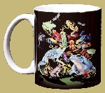 Rainforest Frogs  11 OZ. Ceramic Coffee Mug
