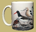 Shore Birds of North America 11 OZ. Ceramic Coffee Mug