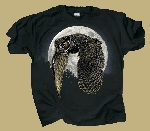 Hunter's Moon Owl T shirt
