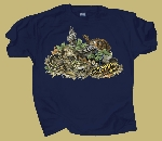 Reptile and Amphibian T-shirt