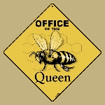 Office of the Queen Sign