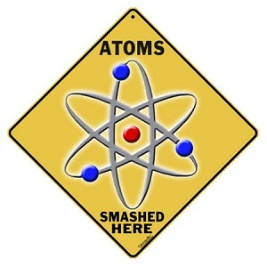 Atoms Smashed Here