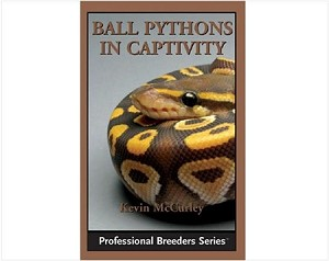 Ball Pythons in Captivity (Professional Breeders Series)