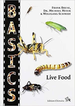Live Food (for reptiles) by Chimaira Basics