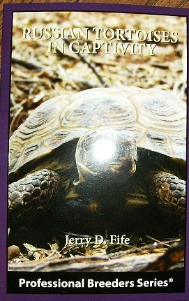 Russian Tortoises in Captivity (Professional Breeders Series)