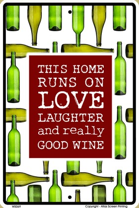 Really Good Wine Sign